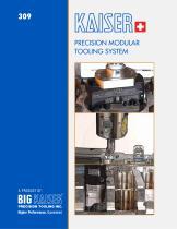 KAISER Vol. 309 Precision Modular Tooling System