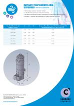 Air Scrubber systems standard vertical