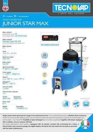 JUNIOR STAR MAX