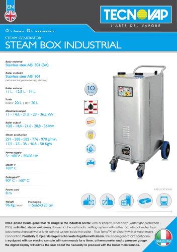 STEAM BOX IND