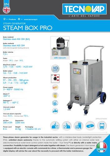 STEAM BOX PRO