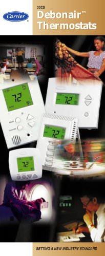 33CS Debonair Thermostats