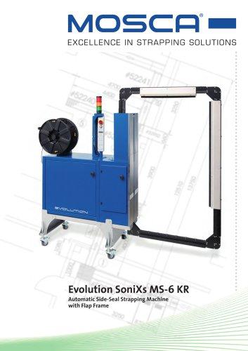 Evolution SoniXs MS-6 KR-ZV