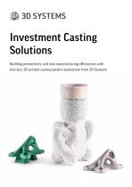 Investment Casting Solutions