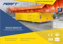 Perfte Steerable Transfer Trolley BWP series