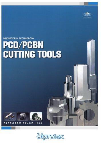 Diprotex PCD & PCBN Inserts and Tools
