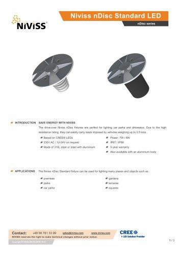 Niviss nDisc Standard LED