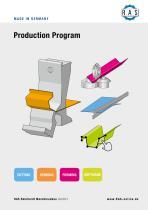 Production Program