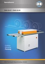 SpeedySeamer Lock-forming machines
