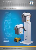 Swaging Machines (motor and manual)