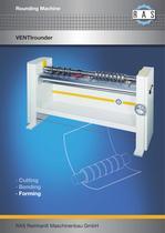 VENTIrounder Rounding machine for ventilation duct