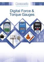 Digital Force & Torque Gauges