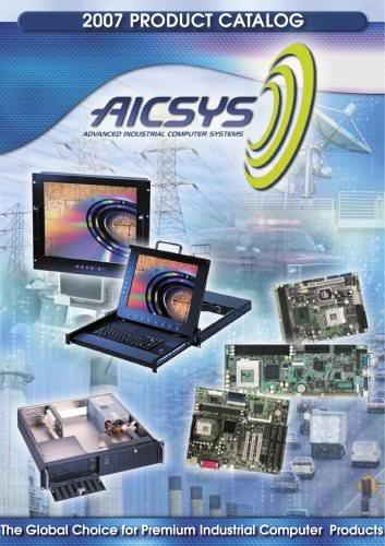 AICSYS 2007 Product Catalogue
