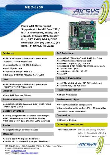 MBC-6250