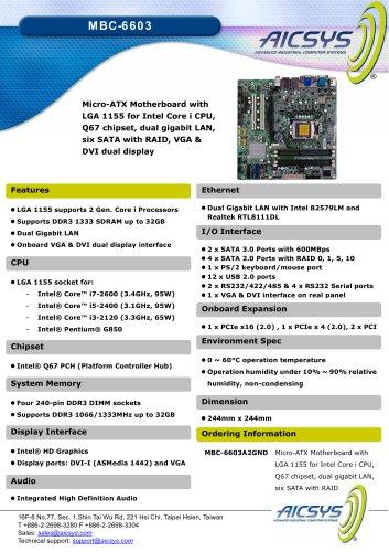 MBC-6603