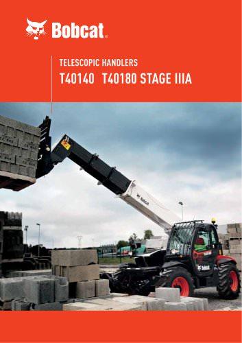 T40140 Telescopic Handler