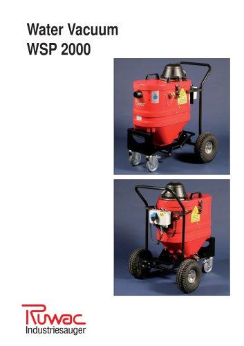 Water Vacuum WSP 2000