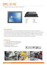 DPC-3170 Industrial Panel PC - 1