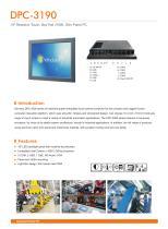 DPC-3190 Industrial Panel PC - 1