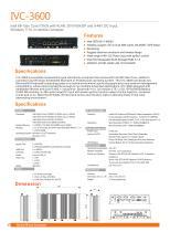 IVC-3600 - 1