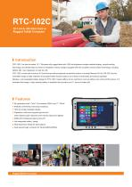 RTC-102C Rugged Tablet - 1