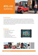RTC-110 Rugged Tablet - 1