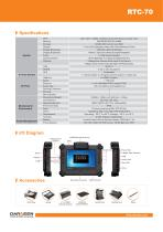 RTC-70 Rugged Tablet - 2