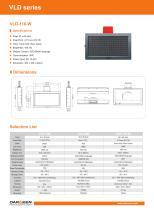 VLD-110-W Vehicle LED Display - 2