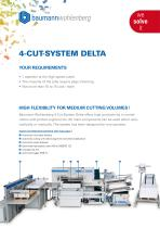 4-CUT-SYSTEM DELTA