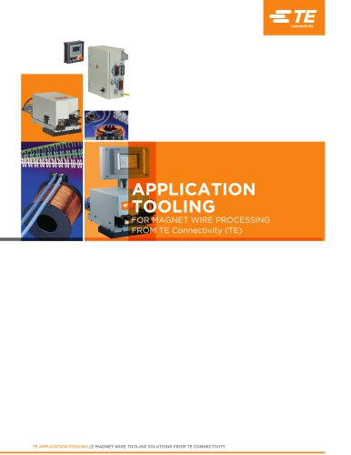 Application Tooling for Magnet Wire Processing