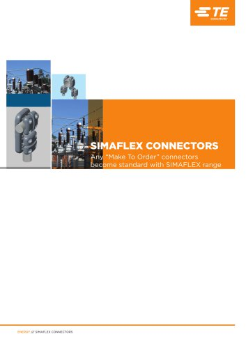 SIMAFLEX CONNECTORS