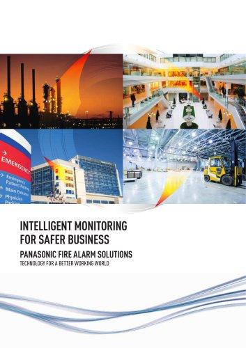 INTELLIGENT MONITORING FOR SAFER BUSINESS