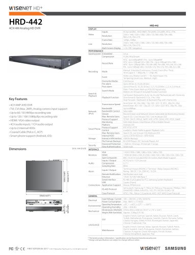 HRD-442