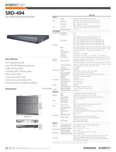 SRD-494