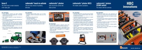 All Hbc Radiomatic Catalogs And Technical Brochures