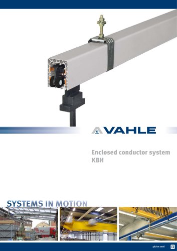 Enclosed Conductor System KBH