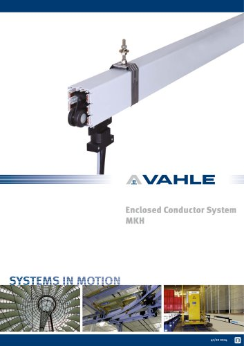 Enclosed Conductor System MKH