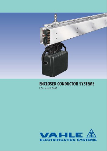 Enclosed Conductor Systems LSV | LSVG