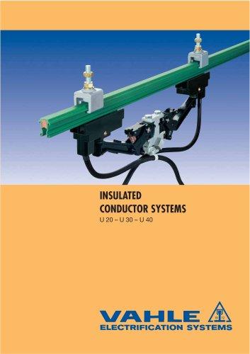 Insulated conductor system U20, U30, U40