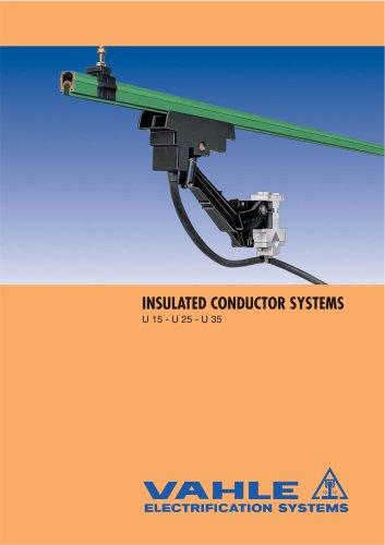 INSULATED CONDUCTOR SYSTEMS U 15 - U 25 - U 35