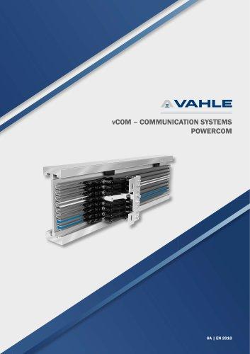 vCOM –  COMMUNICATION SYSTEMS POWERCOM
