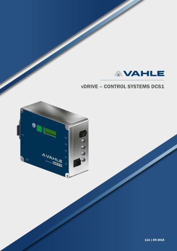 vDRIVE - Control Systems DCS1