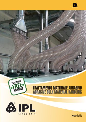 Abrasive material handling