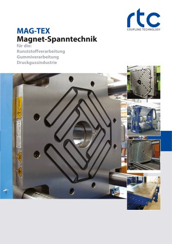 RTC magnetic clamping