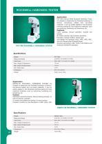 JINAN HENSGRAND Rockwell Hardness Tester - 1