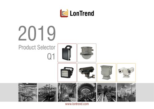 LonTrend Product catalogue Q1, 2019