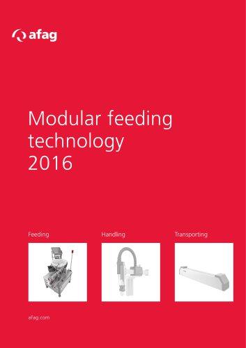 Feeding catalogue