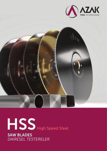 HSSHigh Speed Steel