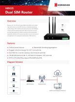 H8922S/CELLULAR COMMUNICATION ROUTER