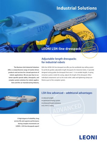 LEONI LSH-line dresspack